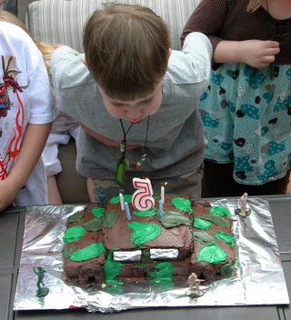 Hummer Cake